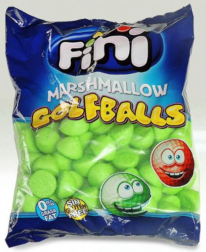 FINI APPLE MALLOW GOLF BALLS
